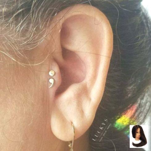 67 Unique Ear Piercing Ideas That You Never Thought About. Ear Piercing Ideas Pi #earpiercingideas