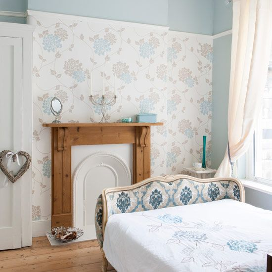 Bedroom Ideas Duck Egg Blue morris rugs chrysanthemum china blue | duck egg bedroom, wallpaper
