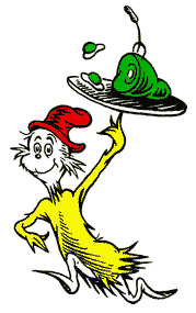 Green Eggs And Ham Clip Art