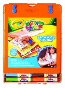 Crayola Color Wonder Travel Tote ONLY $9.96 SHIPPED!
