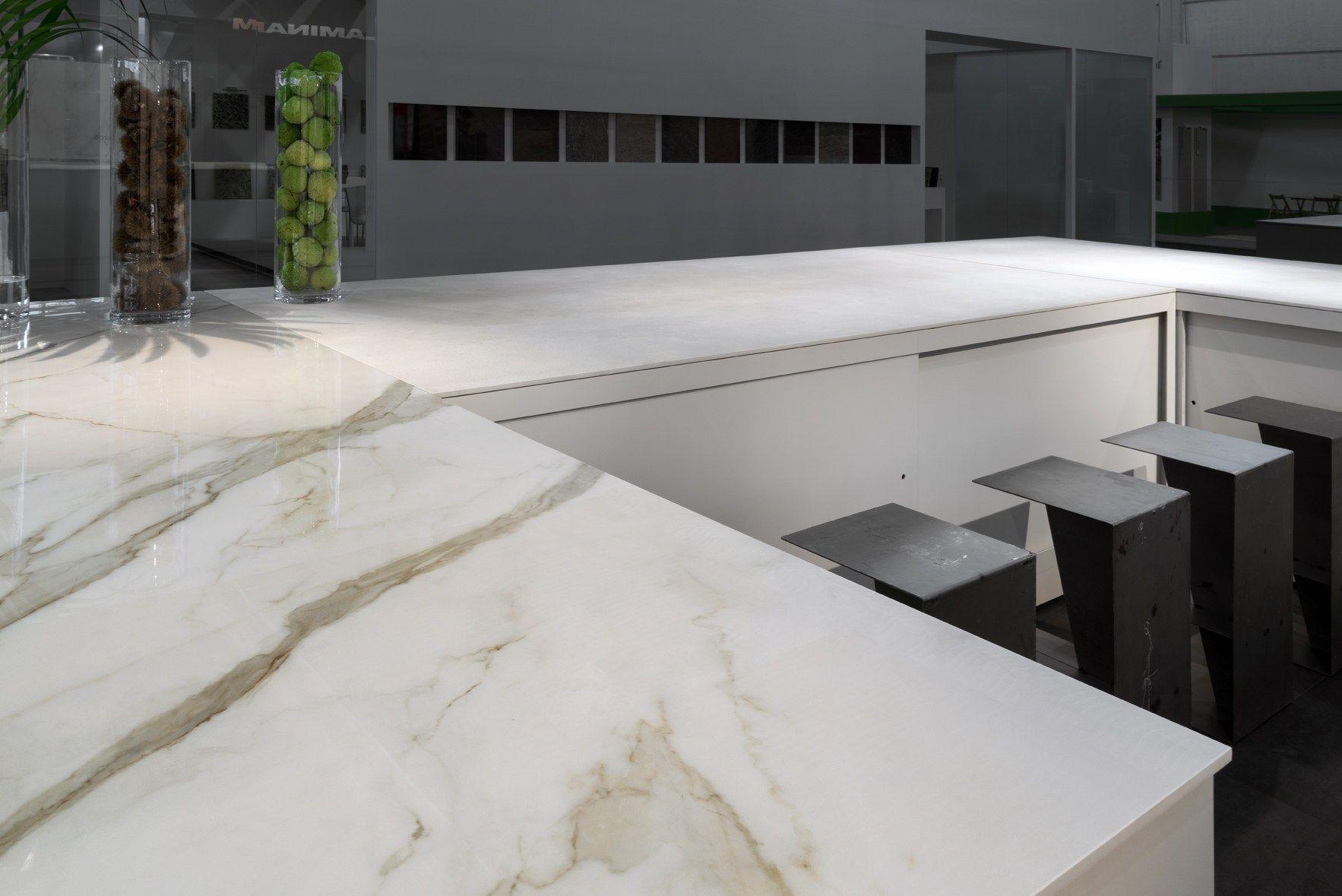 Ceramic Kitchen Worktop Cava 1620x3240 Laminam Kitchen Worktop Ceramic Furniture Kitchen