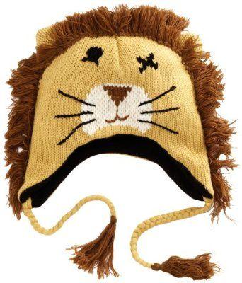 Cute Lion hat!