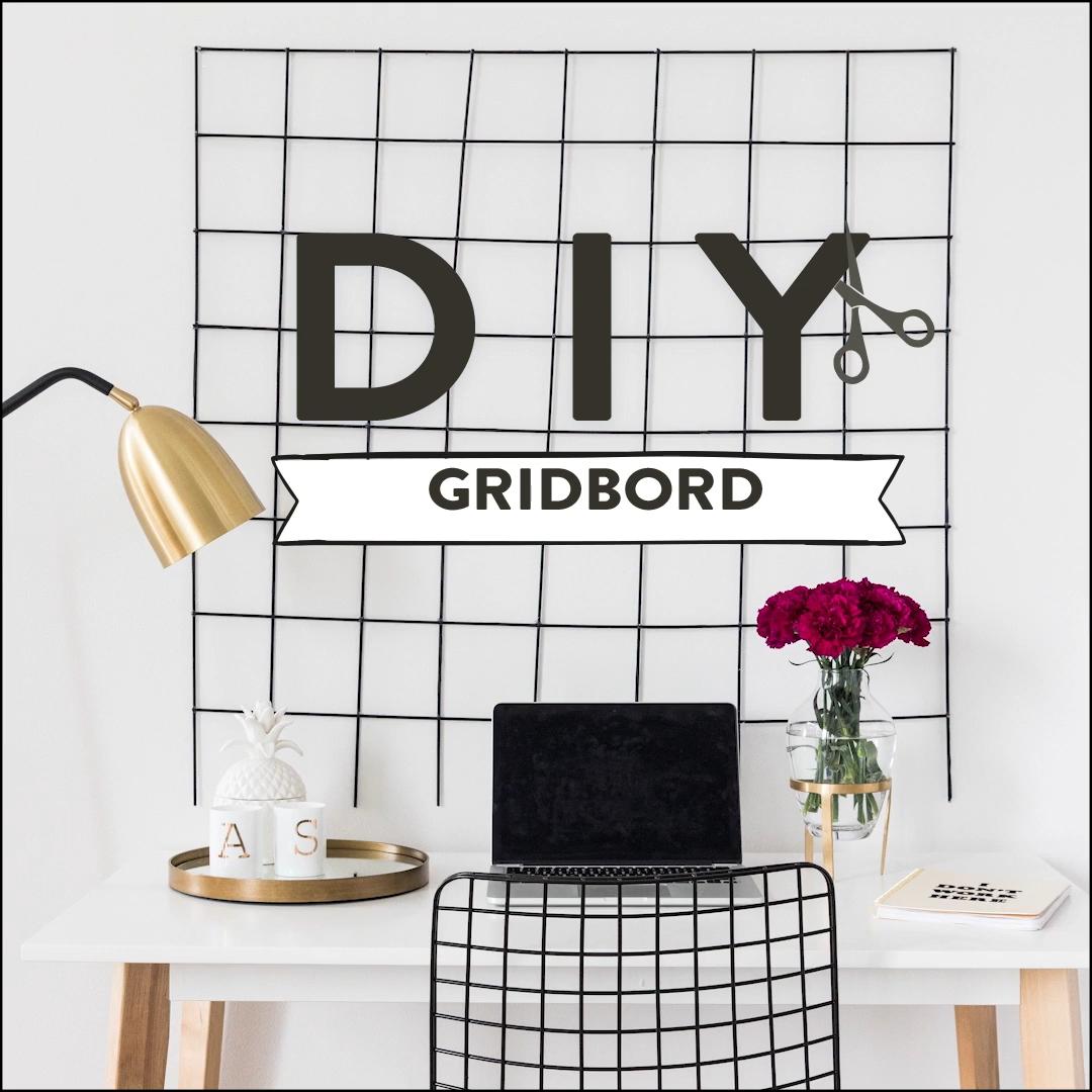 Photo of DIY: Gridbord
