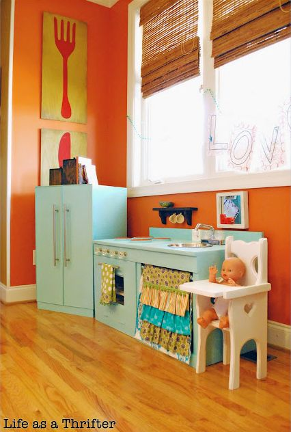 Cómo hacer una cocina de juguete - Ahora soy mamá | Cocinita juguete ...