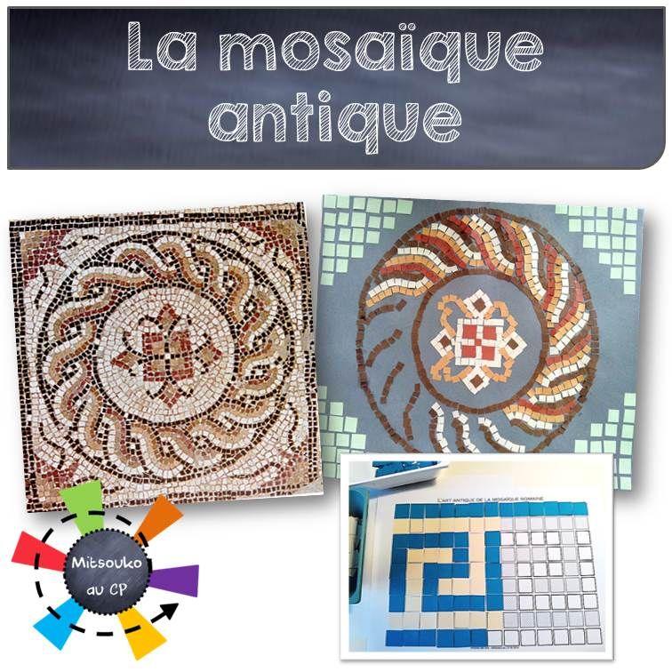 Histoire Des Arts L Art De La Mosaique Romaine Art School