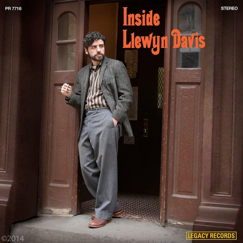 Inside Llewyn Davis Album Cover Gregory Hill Album Covers Oscar Isaac Dave Van Ronk