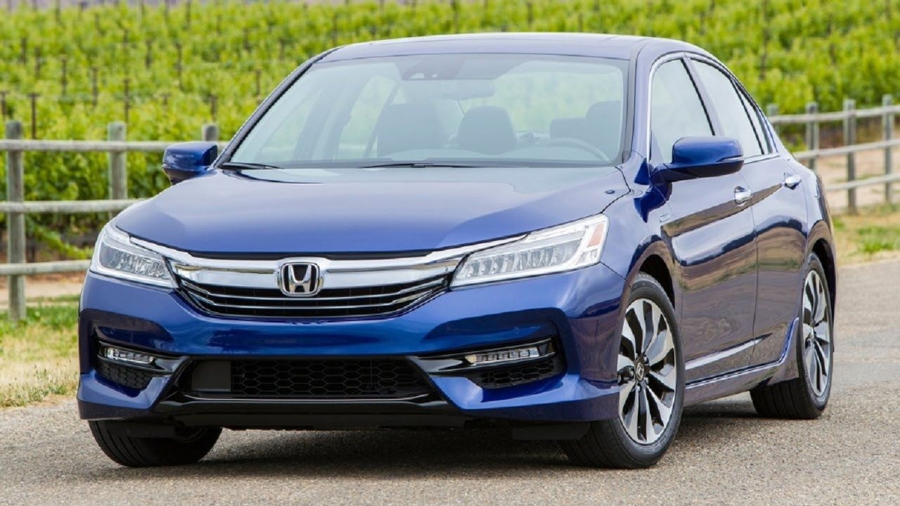 2017 Honda Accord Hybrid Review 2017 honda accord, Honda