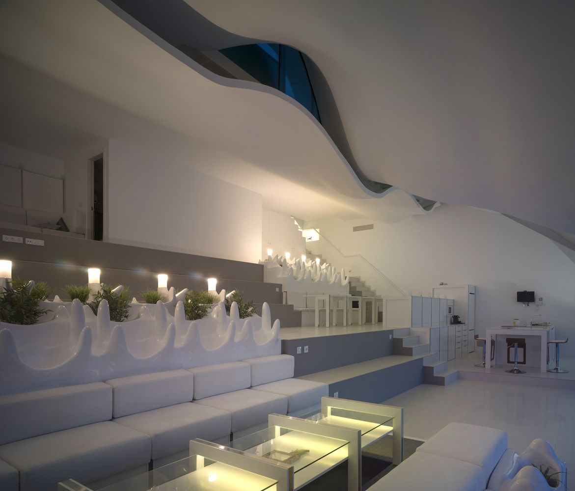 Gallery Of The House On The Cliff Gilbartolome Architects 11