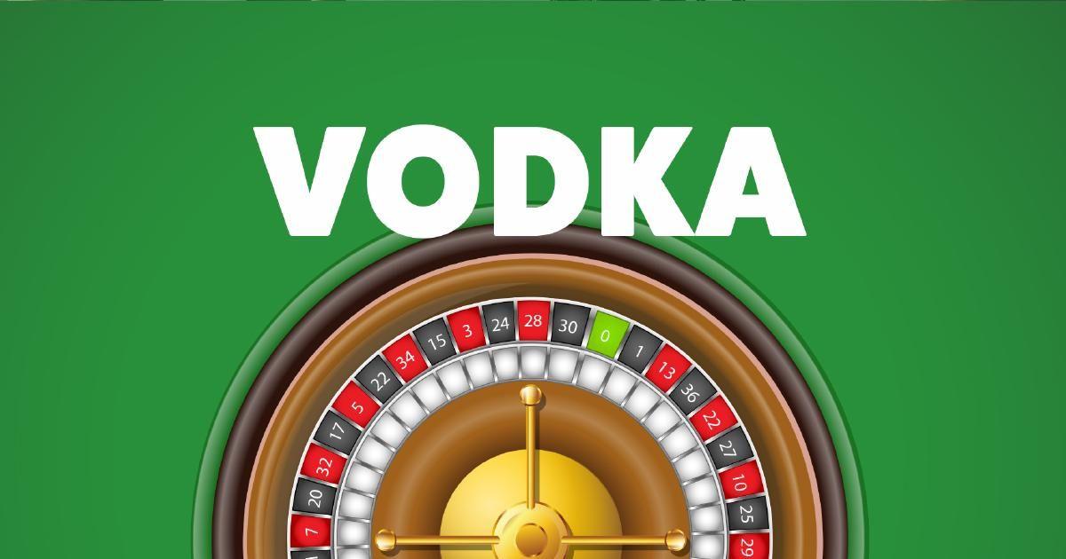 Drinking game vodka roulette trinkspiel wodka roulette