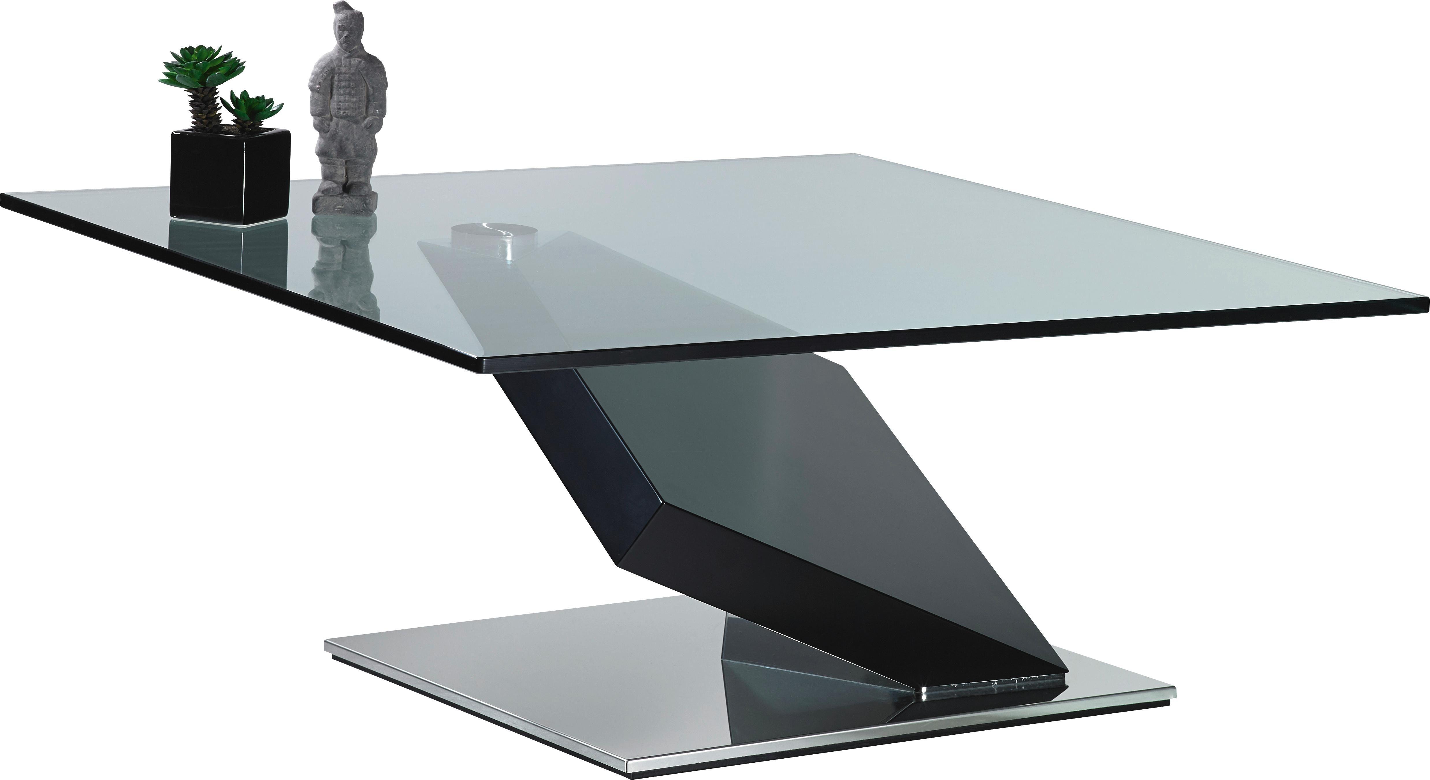 Extravaganter Glastisch - Modern Style - für das gewisse Etwas im