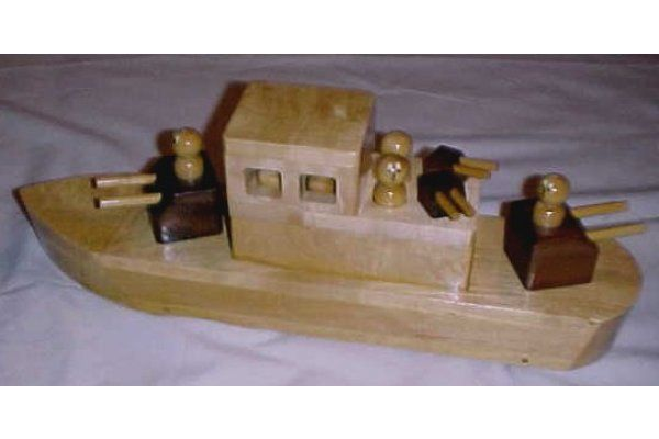 Wooden Toy Boats and Wooden Navy Ships | wood toys | Pinterest ...