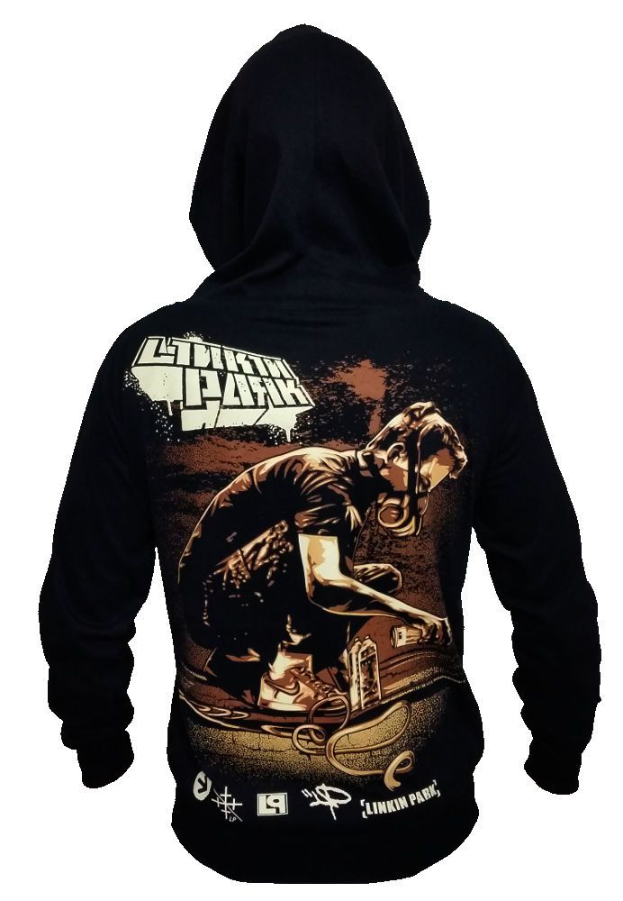 Linkin Park Meteorarock Band Clothing Sweatshirt Sweater