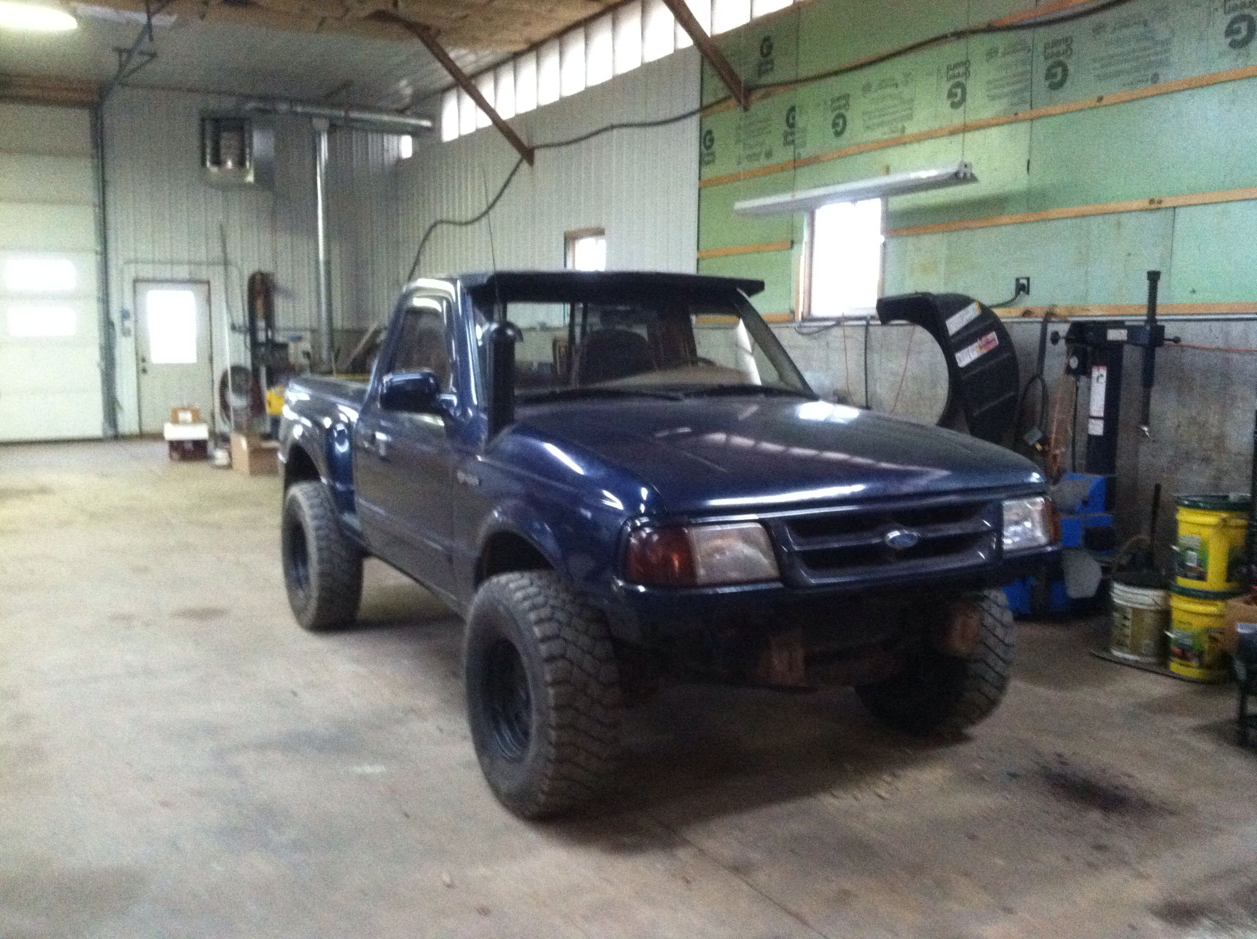 Ford Ranger Snorkel Ford Ranger Ranger Monster Trucks