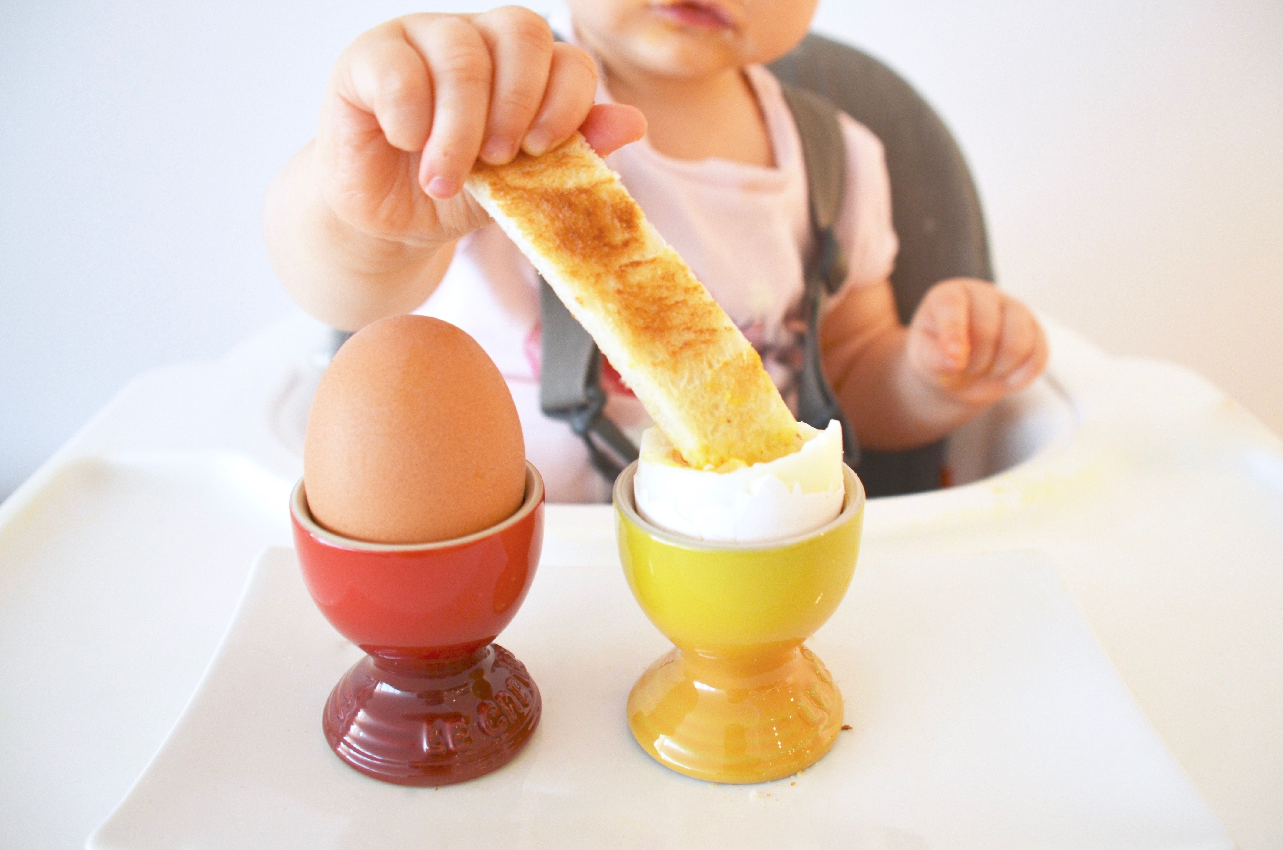 Soft boiled egg cups baby food recipe baby food pinterest soft boiled egg cups baby food recipe forumfinder Gallery
