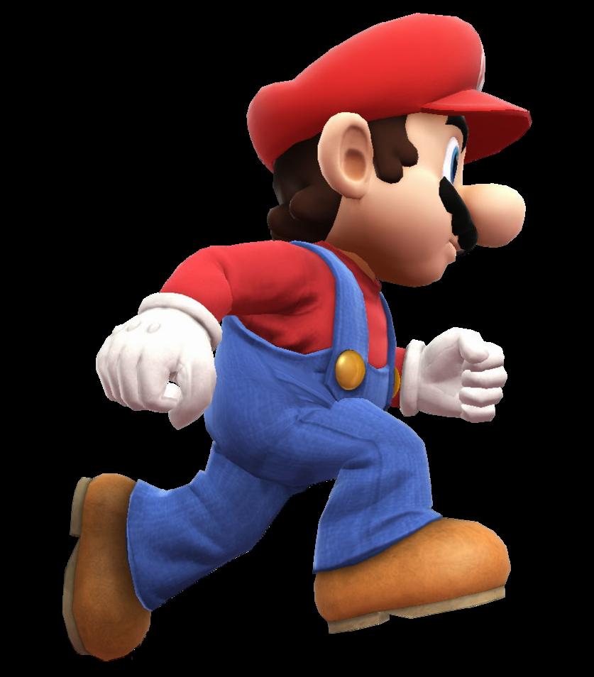 Super Mario Jumping Png Image Mario Super Mario Super Mario Run