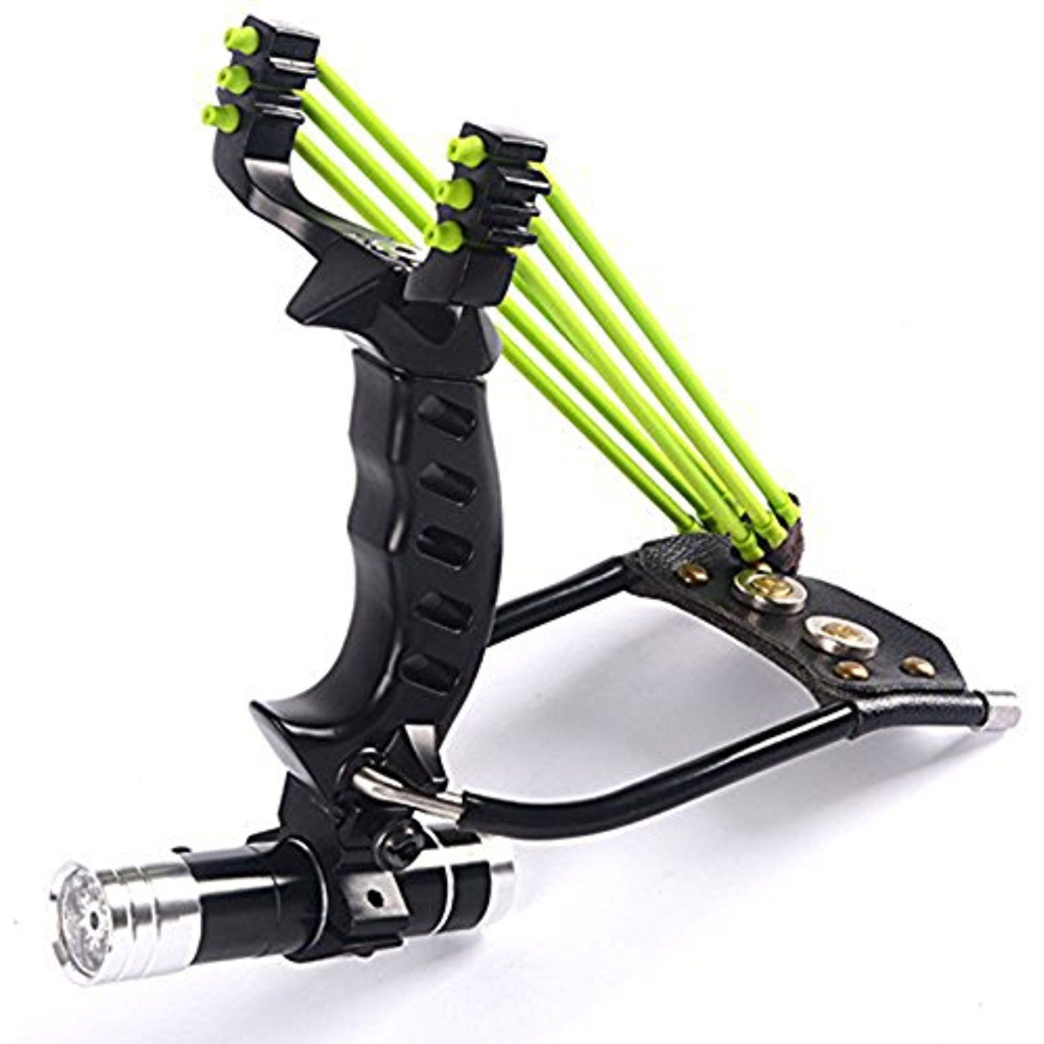 Steel Slingshot Catapult Bow Arrows Compound Hunting Bows Outdoor Games Tools