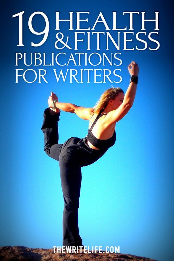 #Fitness #Health #Magazines #Publish #work Want to write for health magazines? These 15 health and m...