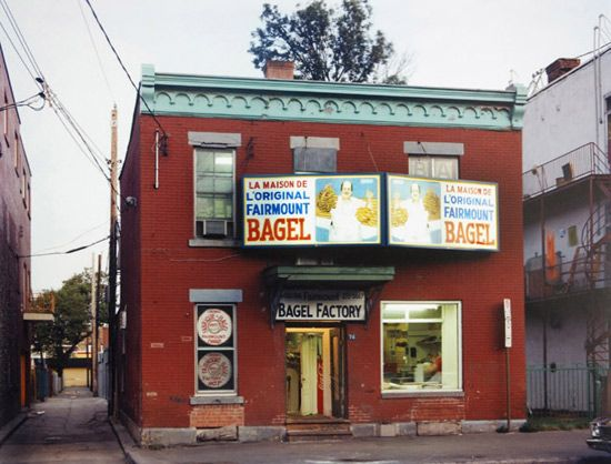 Gabor Szilasi Fairmount Bagel Montreal 1982 With Images