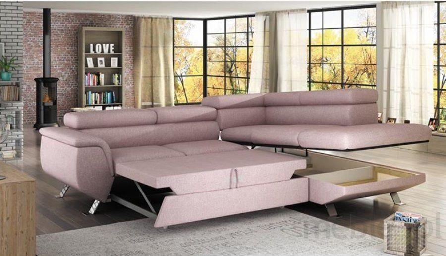Naroznik Phoenix Rozkladany Pojemnik F Relax Wersal Meble Comfortable Sofa Bed Corner Sofa Bed Corner Sofa