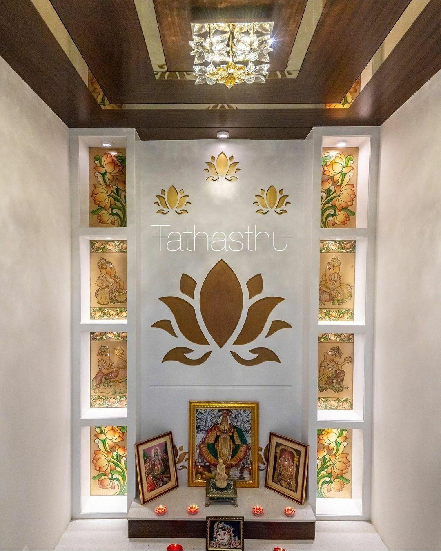 Bavas Wood Works Pooja Room Door Frame And Door Designs: Pin On Puja