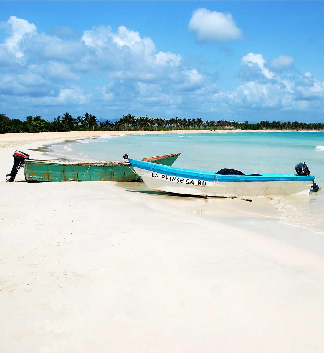 Its all about the beaches Visit the Dominican Republic