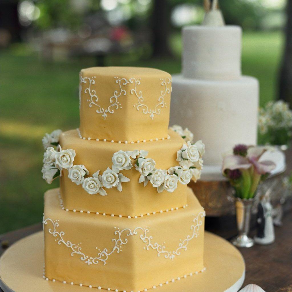 1950s Wedding Cakes, old fashioned wedding cake recipe, Simple ...