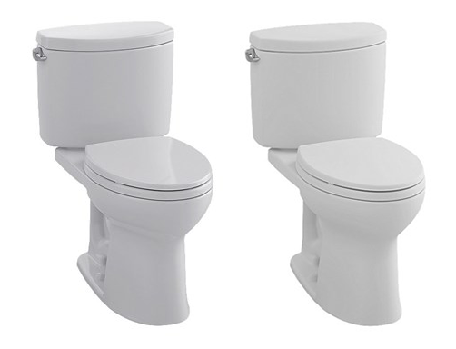 Choosing Your Toilet S Finish Cotton White Colonial White And More Toilet Colonial Toto