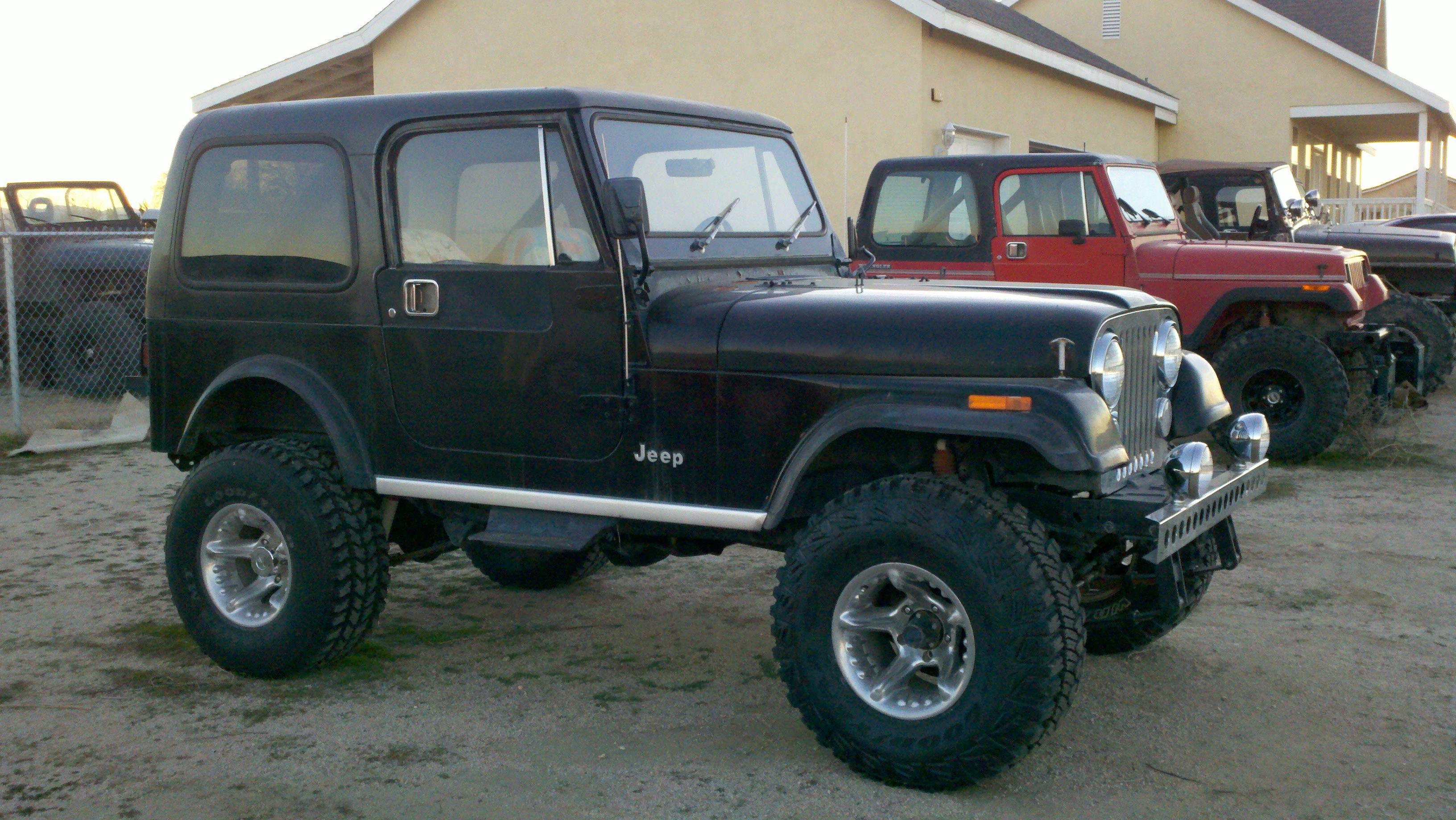 84 Cj 7 Jeep Cj Jeep Sweet Ride