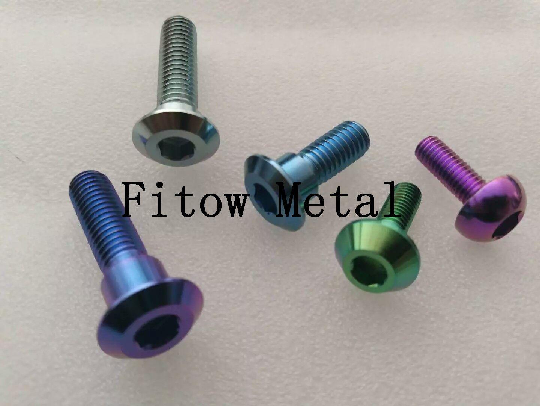 Titanium wheel lug nuts and Titanium wheel lug bolts,Stan Titanium