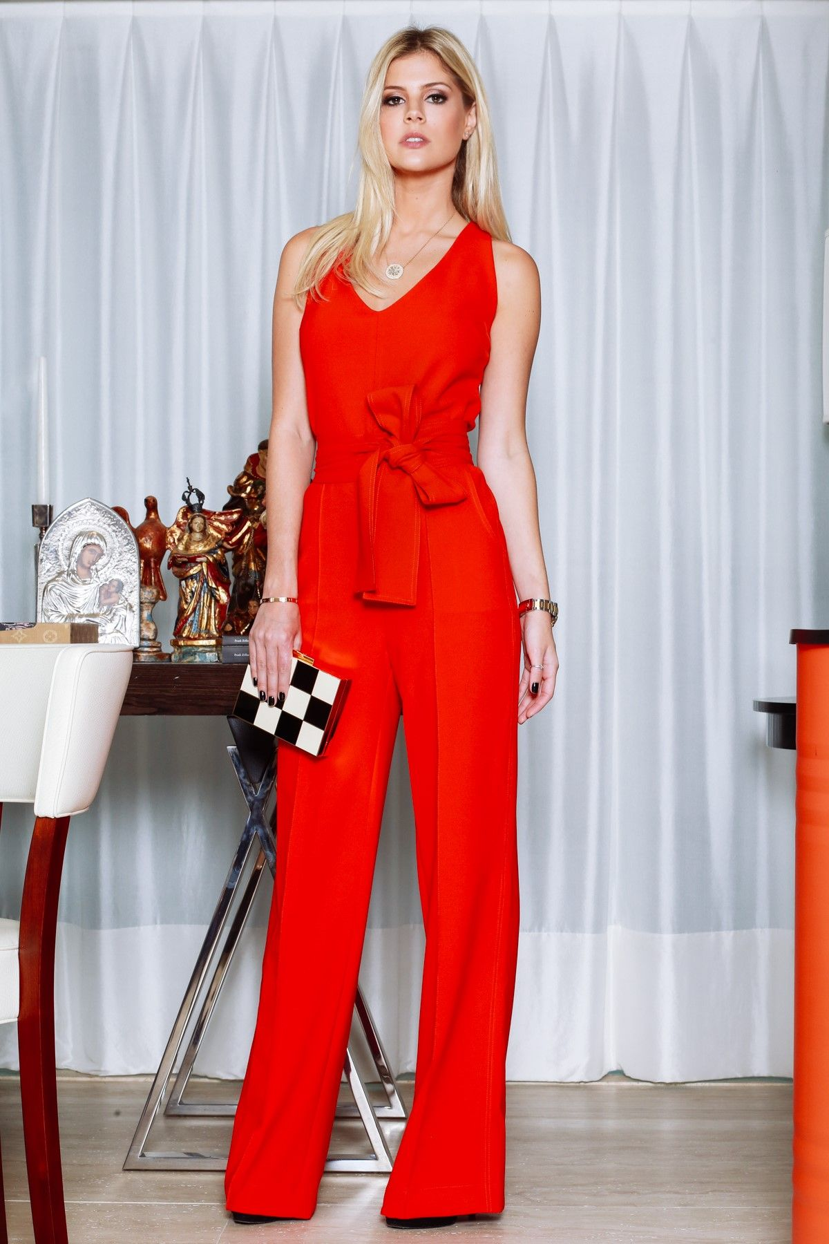 Look by Day Red - Blogger Lala Rudge