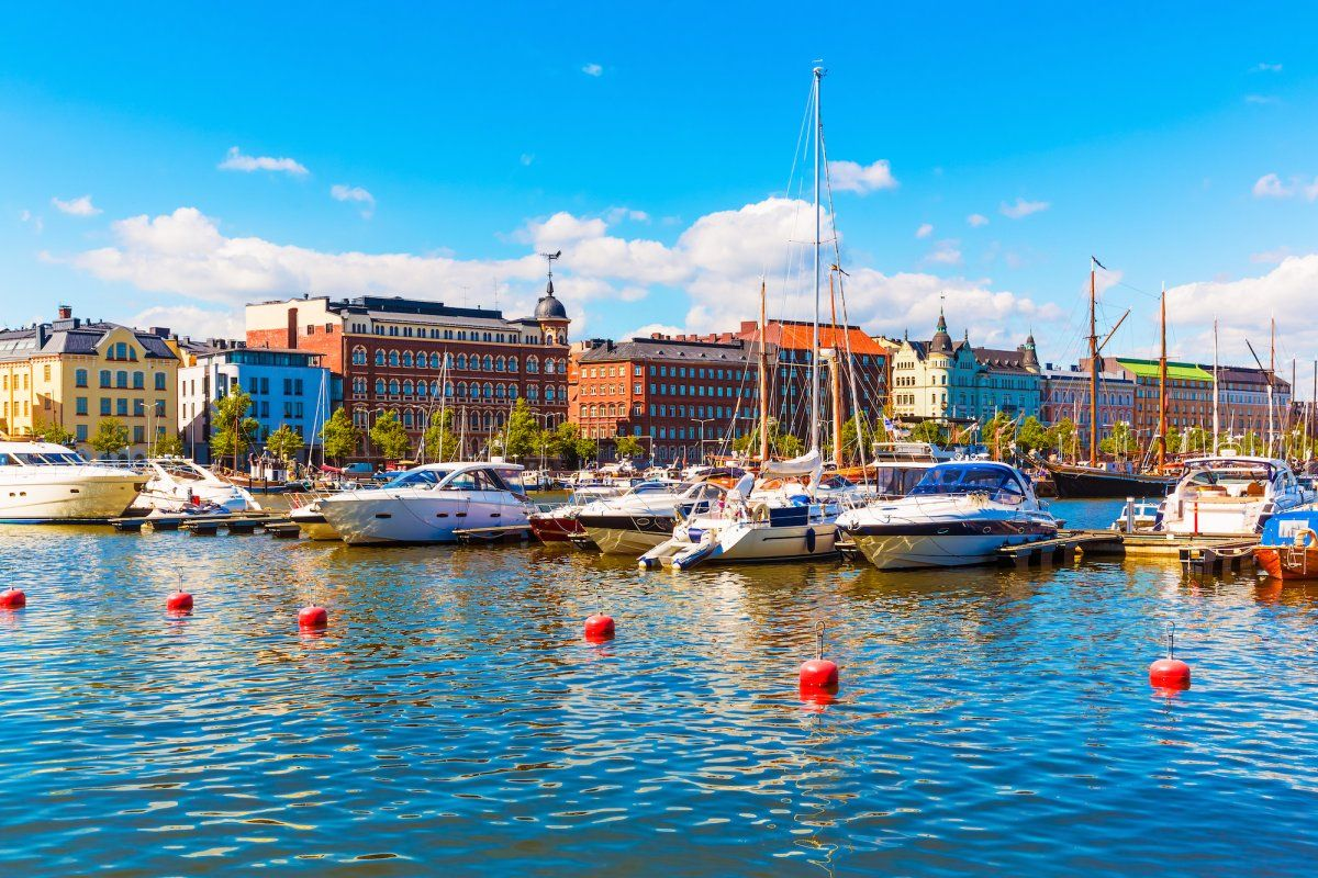 The 5 greenest countries in the world Countries of the