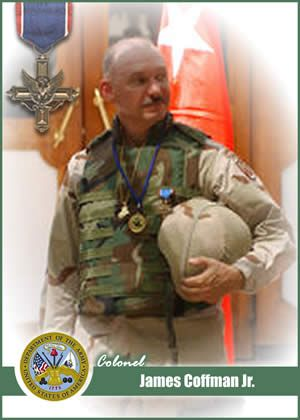 Col Coffman A Senior Adviser To Iraqi Special Police Commandos With The Multi National Security Transition Command War Heroes American Heroes Special Police
