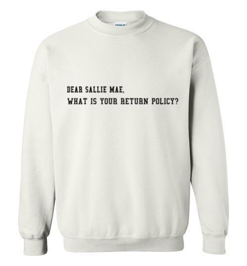 Cardi B Okrrr: Sweatshirts, Sallie Mae