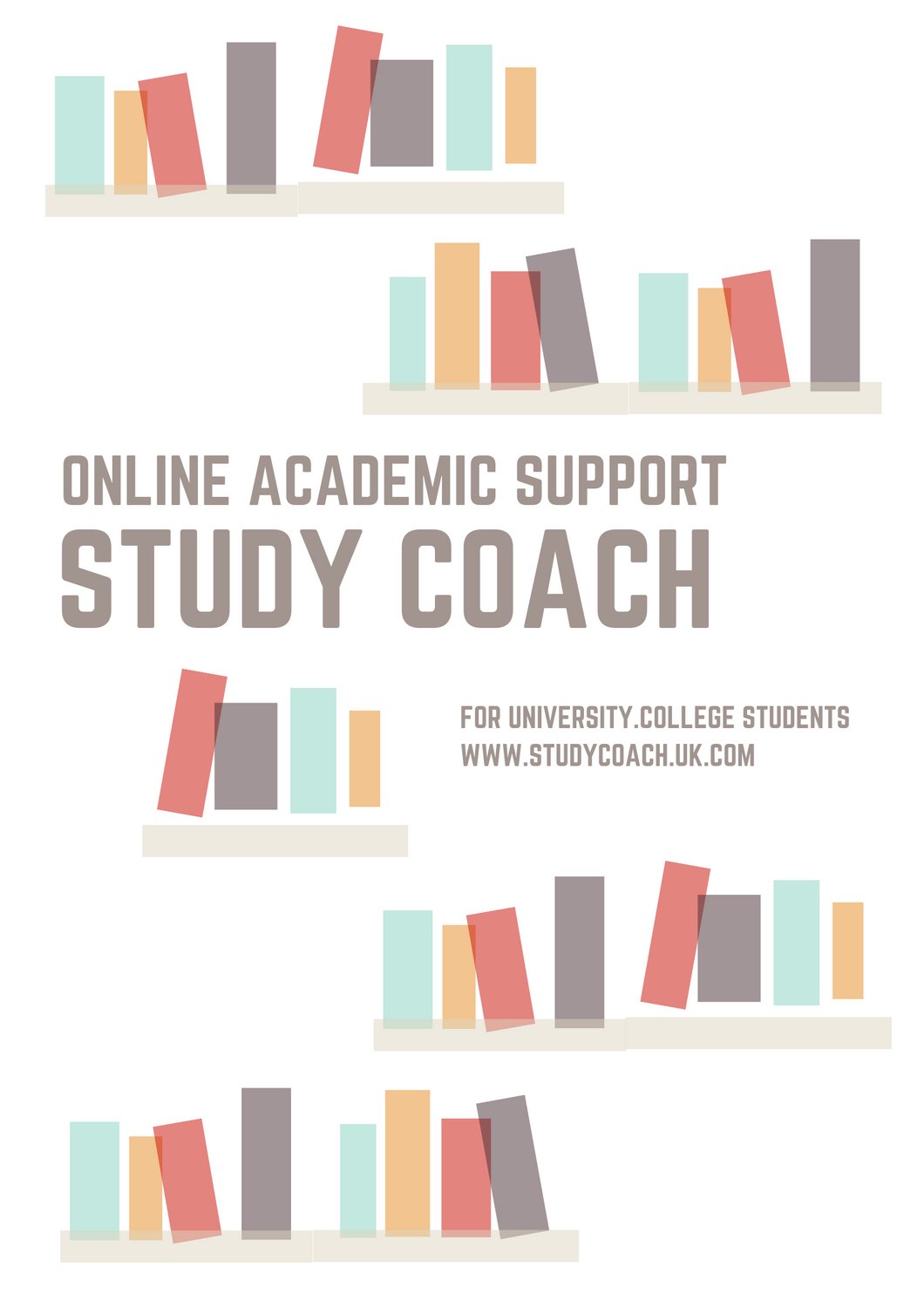 Study Coach Online Academic Support Service Providing
