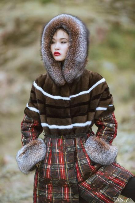 Купить зимнее женское меховое пальто в интернет-магазине ...