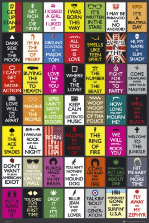 Ok Go The Writing S On The Wall Lyrics Lyrics Music Photo Music Poster Listening To Music