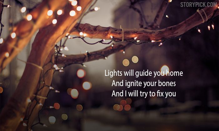 10 Lyrics From Coldplay Songs That Will Tug At Your Heart Hello December Quotes Hello December Hello December Images
