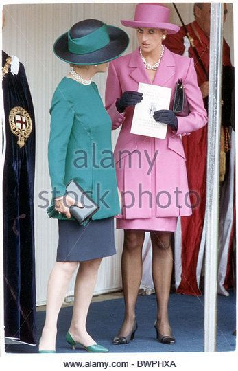 Stock Photo Princess Diana And The Duchess Of Kent Princess Diana Fashion Princess Diana Photos Princess Diana