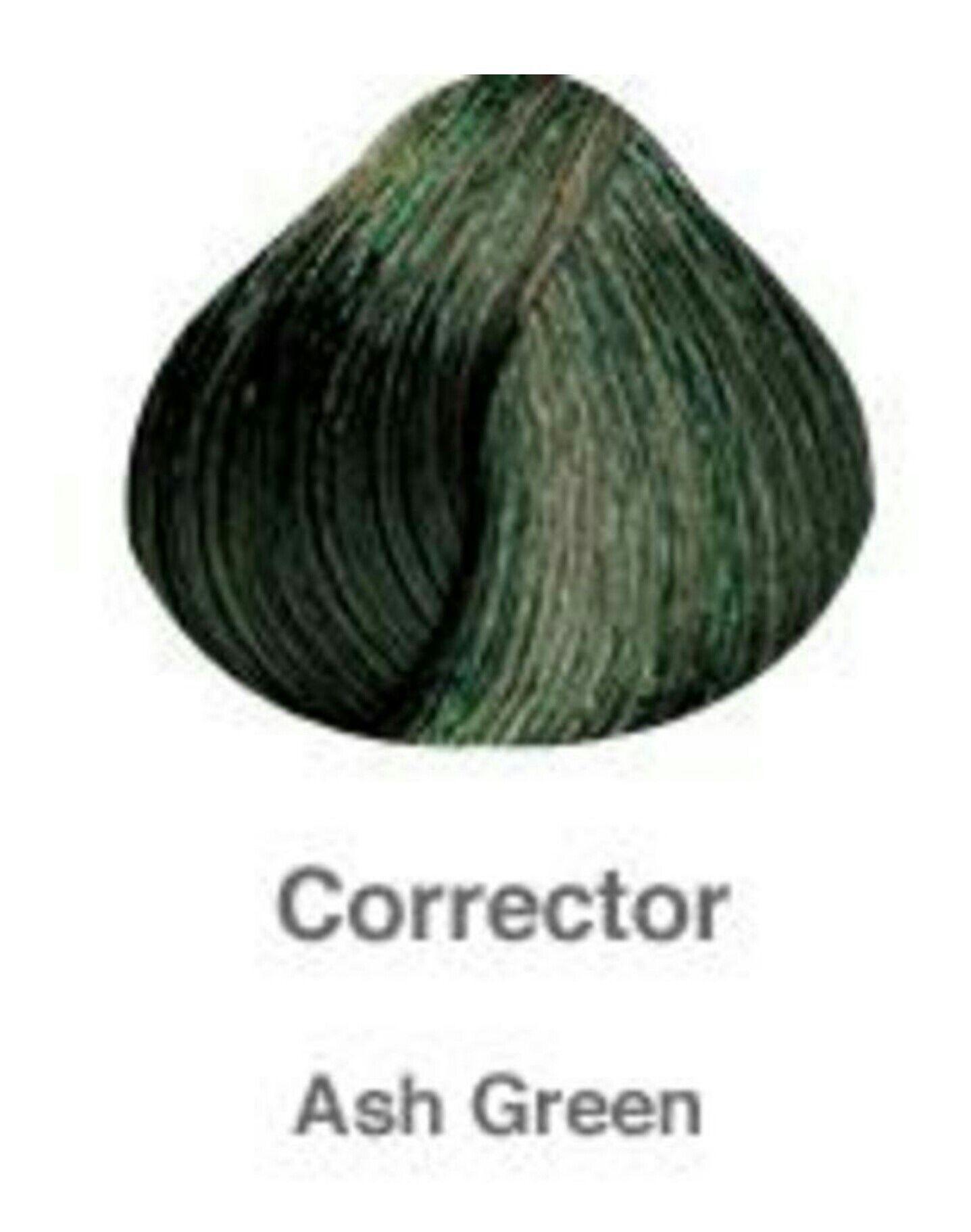 Pravana Chromasilk Hair Color Correctors Ash Green Ash Brown