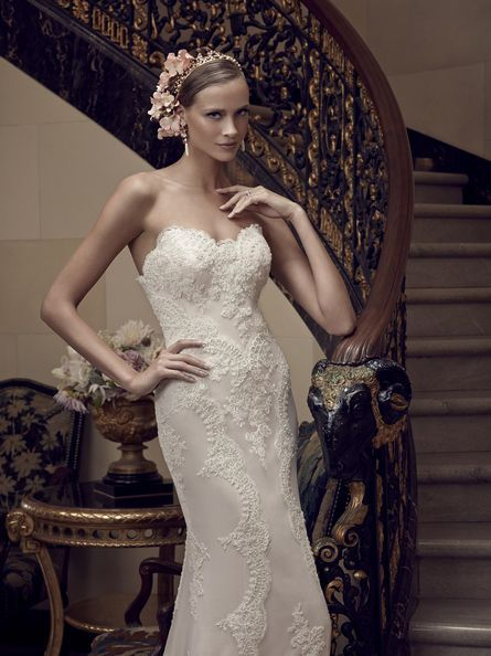 Rose | Casablanca Bridal