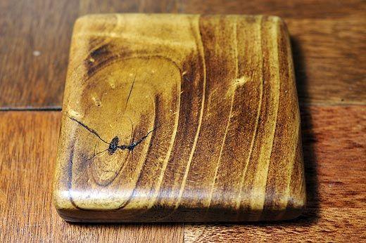 簡単で仕上がりも素敵な塗料 Diyの木材塗装にオイルステインとbriwax オイルステイン 家具 塗装 木材