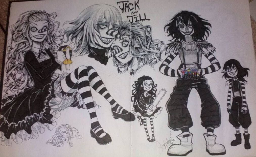 Ask Laughing Jack Have You Read The Creepypasta Cupcakes Shudders Laughing Jack Creepypasta Creepypasta Characters