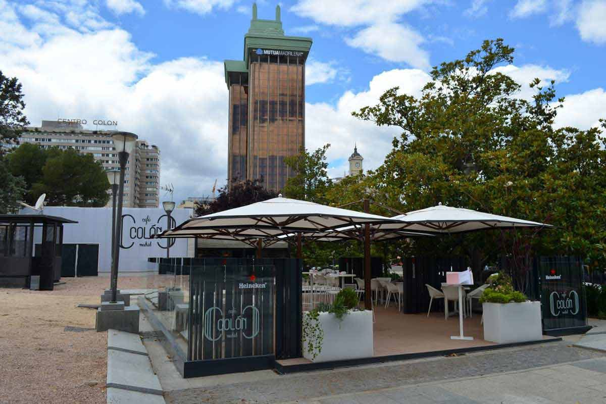 Café Colon Madrid Madrid Casa Outdoor Decor Home