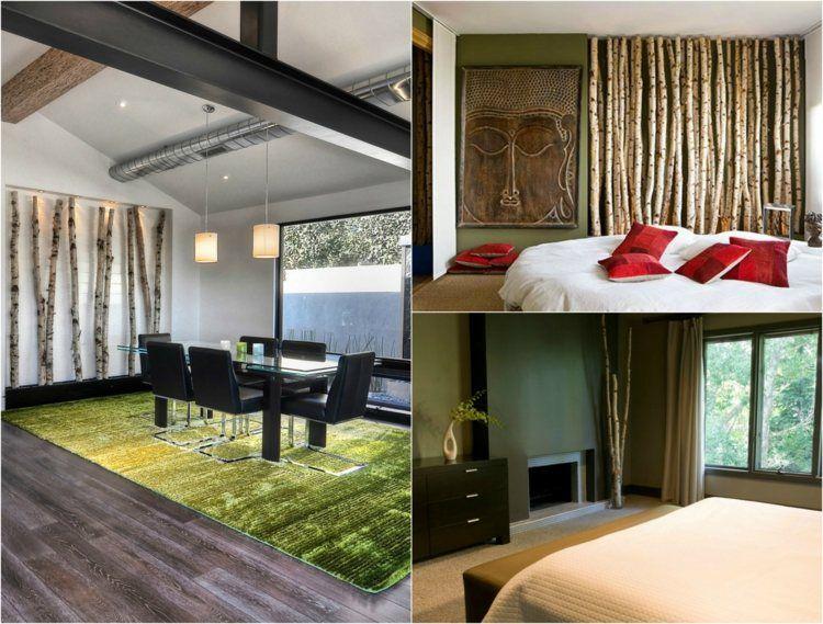 dekoration wohnung ideen. Black Bedroom Furniture Sets. Home Design Ideas