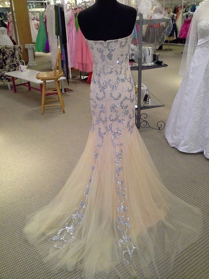 Vintage mermaid dress--The Gilded Gown (Knoxville, TN) | My Future ...
