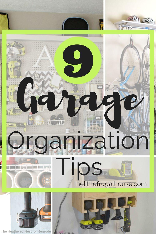 9 top garage organization tips garage organization tips on best garage organization and storage hacks ideas start for organizing your garage id=46523