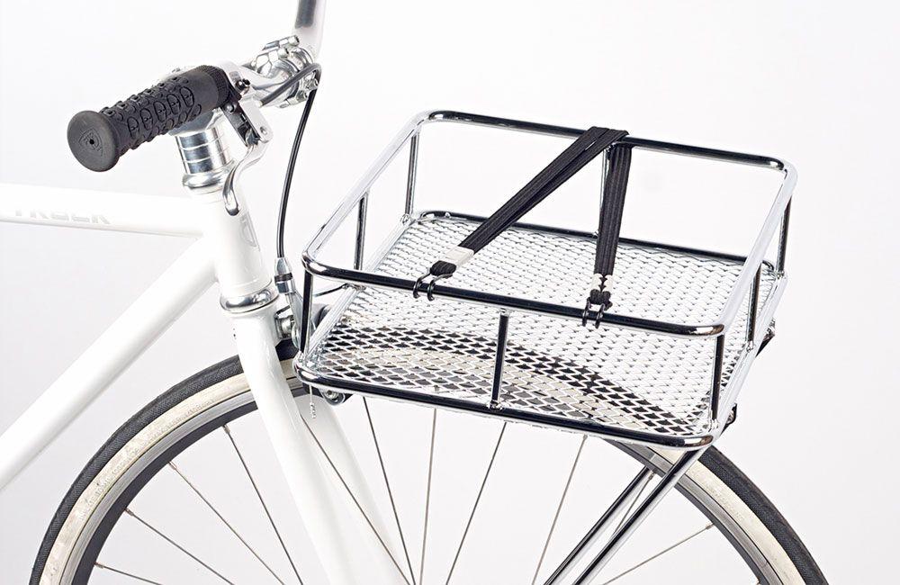 Für den unkomplizierten Transport von Kleinigkeiten mit dem Fahrrad eigenen sich Frontgepäckträger ideal: Schnell ist das Transportgutverstaut und während der Fahrt hat man dieses immer im Blick. Eine Übersicht ausgewählter Modelle. Copenhagen Parts Bike Porter Schon jetzt ein Klassiker – … Weiterlesen