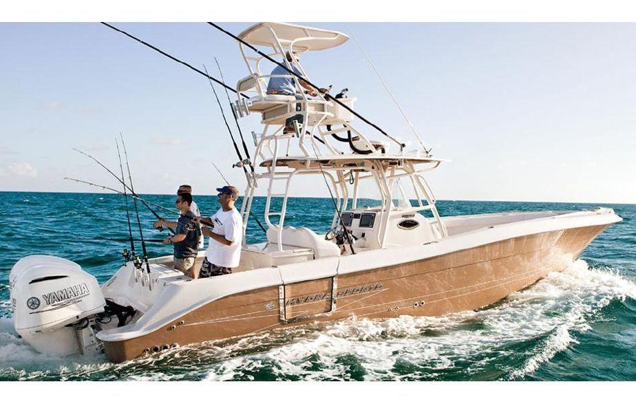 2012 HydraSports 3400 CC Power Boat For Sale www