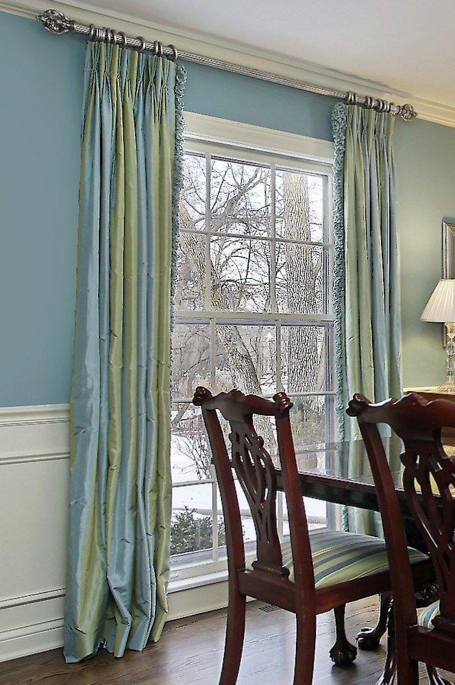 Formal Dining Room Window Treatments Traditional Ideas To Try Today Dining Room Window Treatments Dining Room Drapes Dining Room Windows