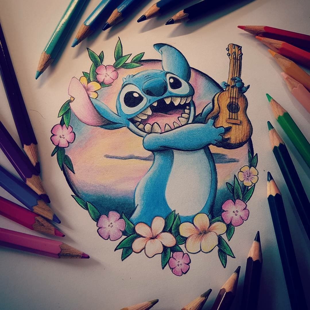 Stitch Tattoo Ideas Disney Tattoos Tattoos Stitch Tattoo